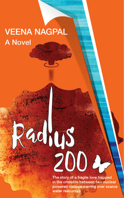 Radius 200 - Book Cover Page