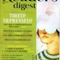 Reader's Digest - February 2015 issue - Cover Page