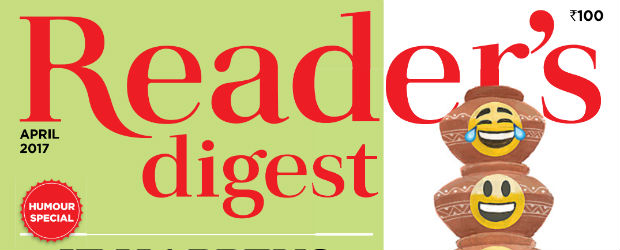 Reader's Digest India | April 2017 Issue | Magazine Reviews