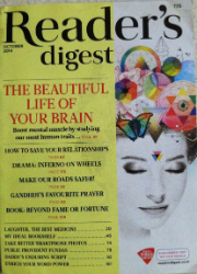Reader's Digest India | October 2014 Issue | Magazine Reviews