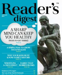 Reader's Digest India | January 2015 Issue | Magazine Reviews