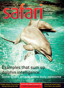 Safari Magazine | August 2014 Issue | Views And Reviews