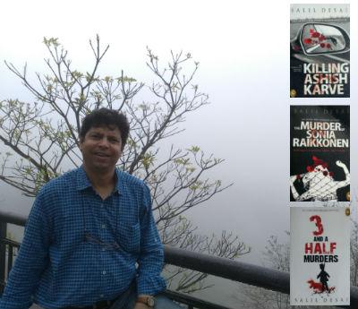 Author Salil Desai
