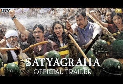 Satyagraha | Bollywood Film | Hindi Movie | Personal Reviews