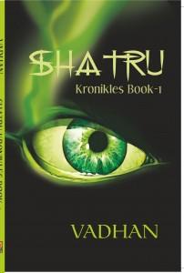 Shatru Kronikles Cover Page