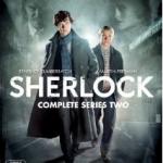Sherlock - British TV Serial - Season 2 - DVD Cover