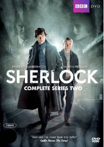 The Reichenbach Fall | Episode 3 | Season 2 | Sherlock TV Serial On DVD | Personal Reviews