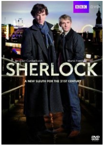 Sherlock - TV Series - Season 1
