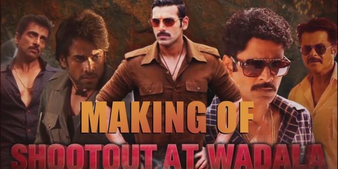 Shootout at Wadala | Bollywood Crime Thriller Fiction | Movie Reviews