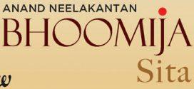 Bhoomija: Sita by Anand Neelakantan | Book Reviews