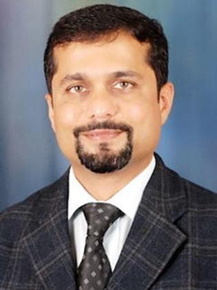 Author Sudarshan Mahabal