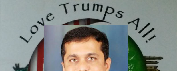 Interview With Sudarshan Mahabal | Author Of Love Trumps All!