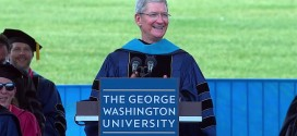 Summary Of Tim Cook's Commencement Speech at George Washington University