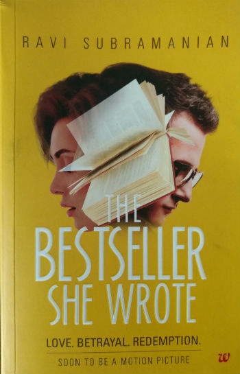 The Bestseller She Wrote - Book Cover Page
