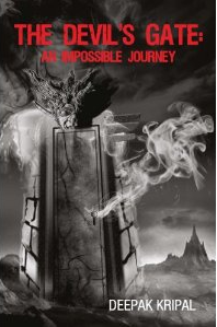 The Devil's Gate : An Impossible Journey: 1 - Book Cover