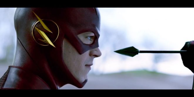 The Flash | English TV Serial Based on characters by DC Comics