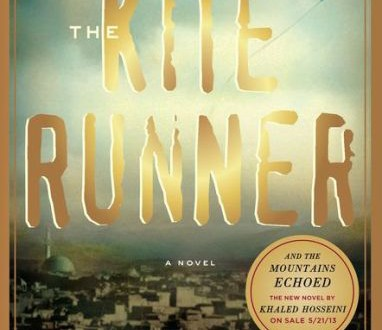 The Kite Runner By Khaled Hosseini | Book Reviews