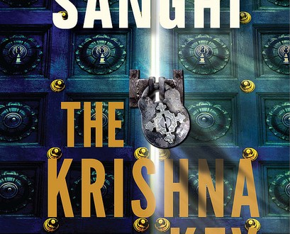 The Krishna Key by Ashwin Sanghi | Book Reviews