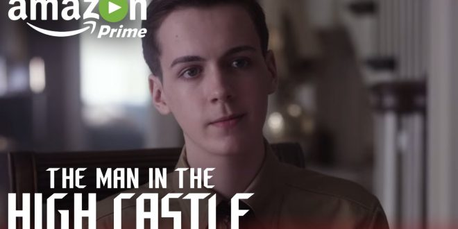 The Man in the High Castle | Introduction to Amazon Original TV Series