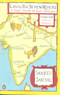 The land of seven rivers : A brief History Of India's Geography