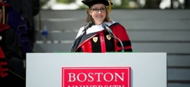 Things to learn from Meredith Vieira's commencement speech at Boston University