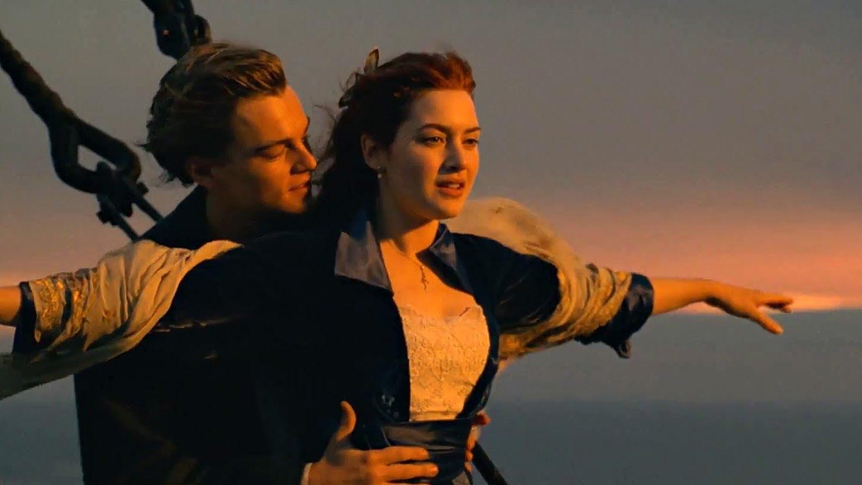 Pictures of movie titanic
