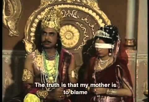 Tricky Situations Started Taking Over Hastinapur's Fate   Mahabharat Hindi TV Serial On DVD   Personal Reviews
