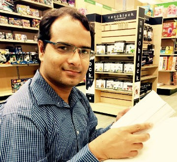 Interview of Uday Satpathy | Author of Brutal