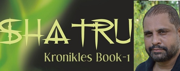 Interview of Vadhan | Author of Shatru – Kronikles – Book 1