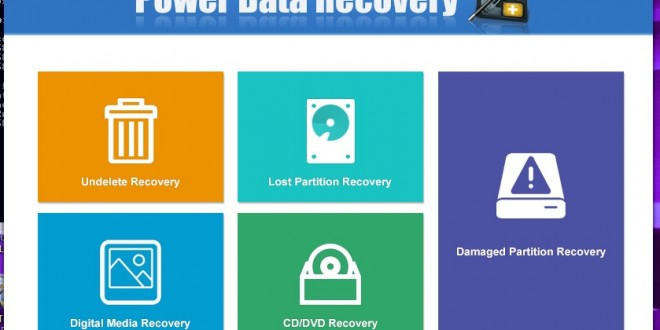 How To Recover Deleted Files Using MiniTool Power Recovery 7.0 Freeware?