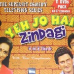 Yeh Jo Hai Zindagi - Hindi TV Serial - DVD Cover