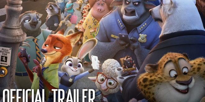Zootopia | A Nice Animated Film For Kids | Personal Reviews