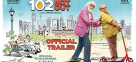 102 Not Out | A Comedy Family Film Which Passes On A Strong Message | Movie Reviews