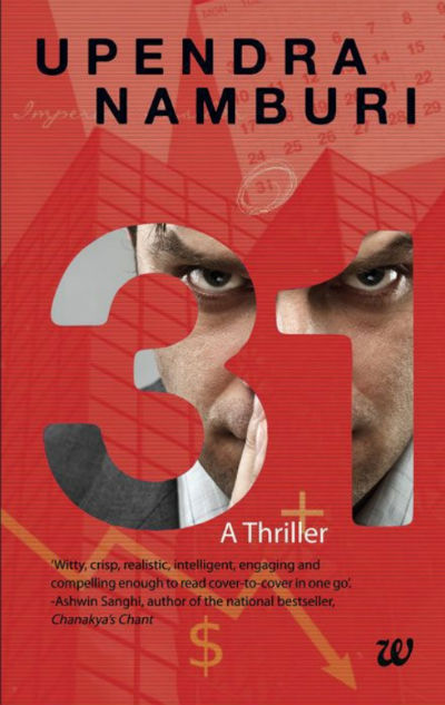 31 by Upendra Namburi | Book Cover