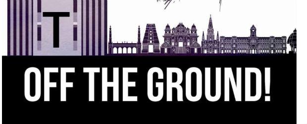 40 Feet Off The Ground by Shobana Mahadevan | Book Reviews
