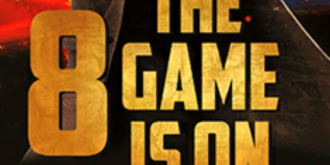 8: The Game is On By Swapnil Khamkar | Book Review