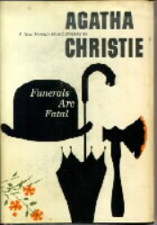 After The Funeral - First Edition (1953 Cover