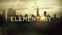 Elementary - Sherlock Holmes - TV Serial - Title