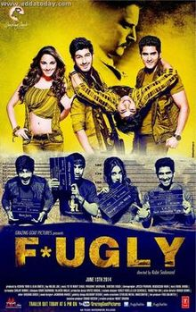 Fugly - Hindi Film - Poster