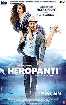 Heropanti - Hindi Film