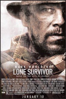 Lone Survivor - Movie poster