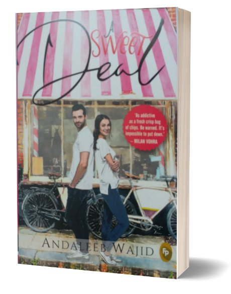 A Sweet Deal by Andaleeb Wajid | Book Cover