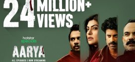 Aarya | A Hindi TV Series On Disney + Hotstar | Introductory Views