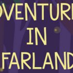 Adventures In Farland - A Book By Moshank Relia - Cover Page