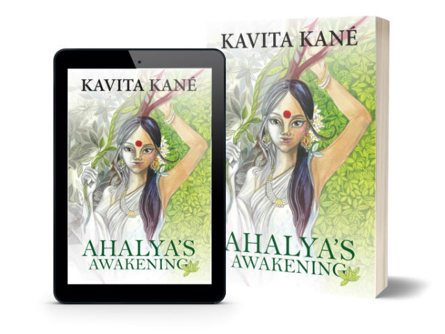 Ahalya's Awakening By Kavita Kane | Book Cover