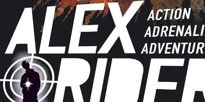 Alex Rider by Anthony Horowitz | Books | TV Series | Personal Views
