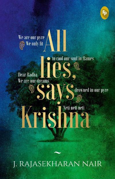 All Lies, Says Krishna By J. Rajasekharan Nair | Book Cover