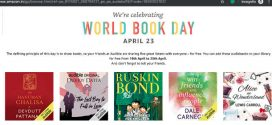 World Book Day 2019 Offer By Audible | Get Upto 10 AudioBooks Free!