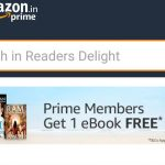 One Free Ebook Every Month For Amazon India Prime Members | October 2019 Catalog