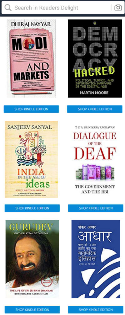 One Free Ebook Every Month For Amazon India Prime Members | May 2019 Catalog